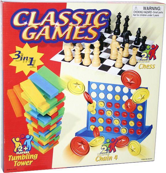 Hra - 3 v 1