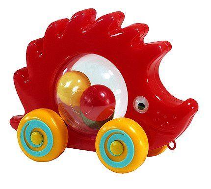 Baby - ježek s míčky