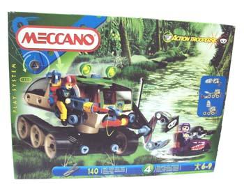 Meccano - Tank