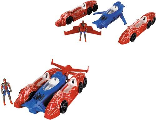 Spiderman - hrací set 4 v 1