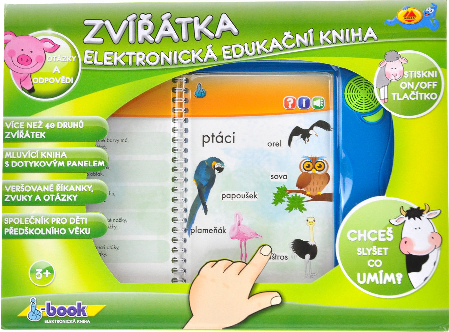 I - Book - naučná elektronická kniha
