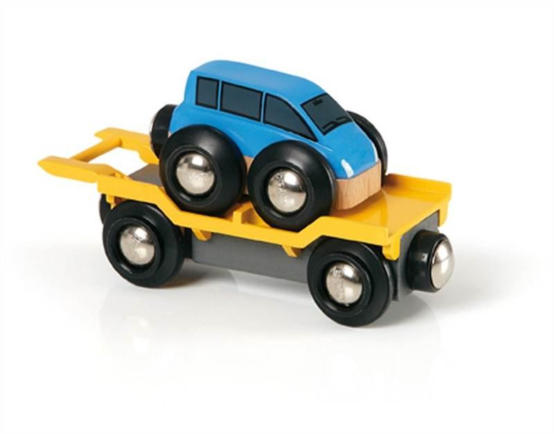Brio - Přívěs na přepravu aut