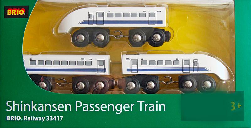Brio - Rychlovlak Shinkansen