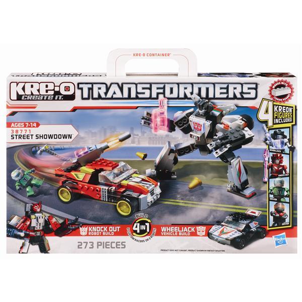 KRE-O Transformers stavebnice