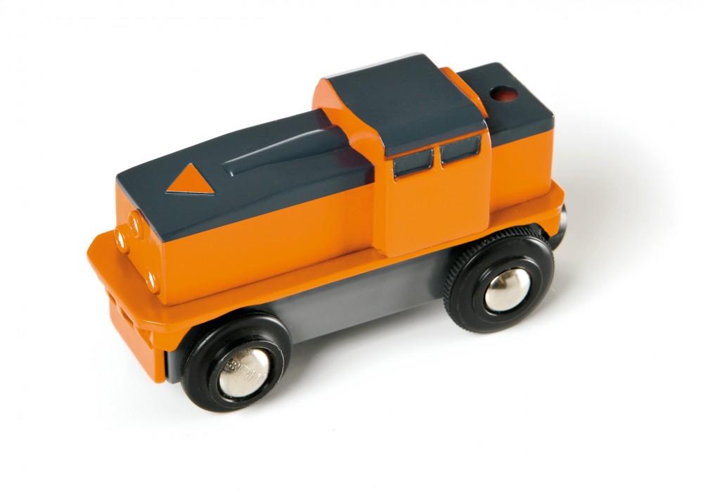 Brio - El. nákladní lokomotiva