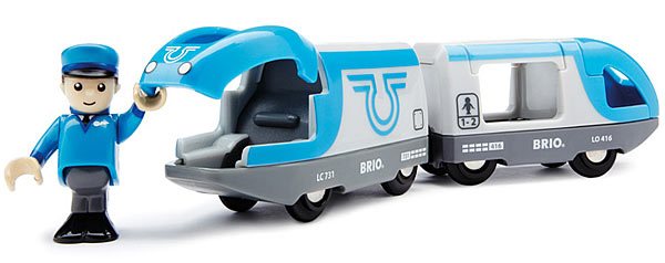 Brio - El. vlaková souprava