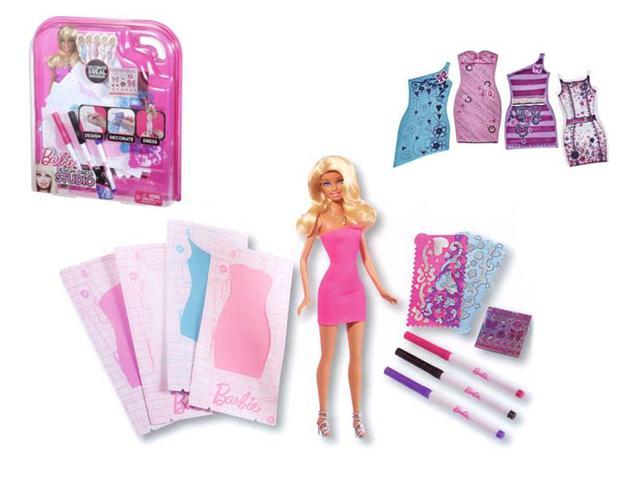Barbie - Design studio