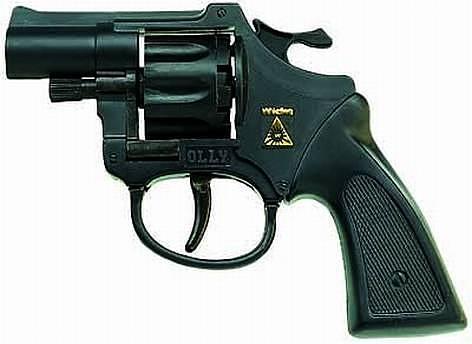 Pistol kapslíková na 8 ran