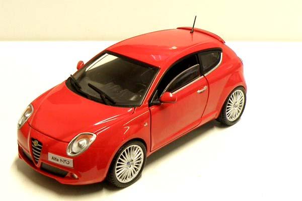 Model Kit - Alfa Mi.to