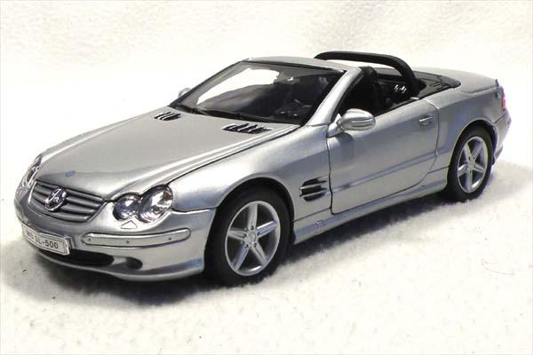 MB Mercedes-Benz SL500 1:24