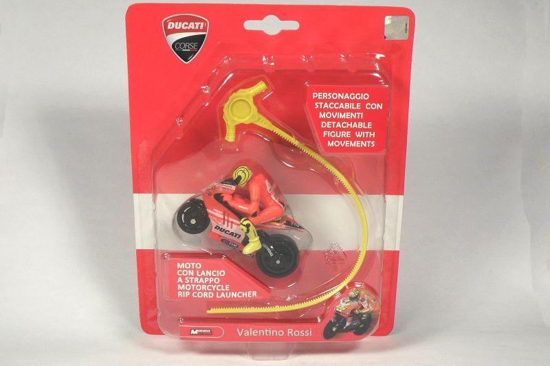 Motorka Ducati Desmosedici GP 11 - Rossi