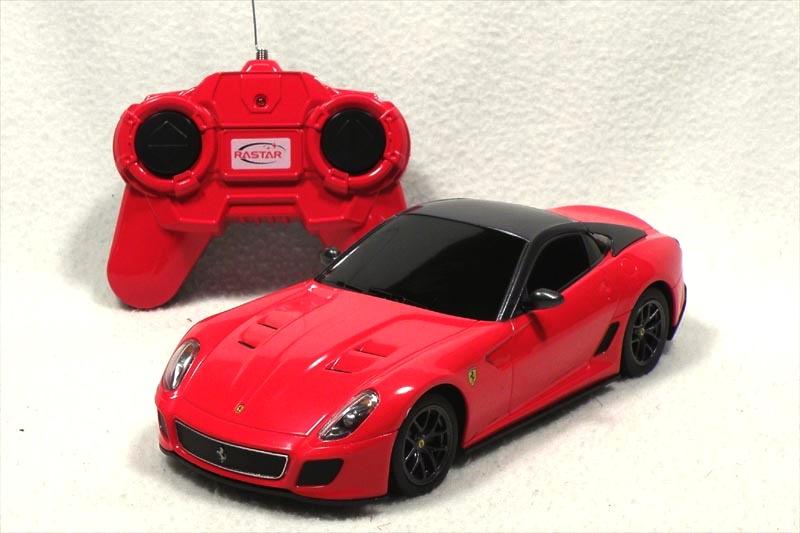 RC - Ferrari 599 GTO - 1:24