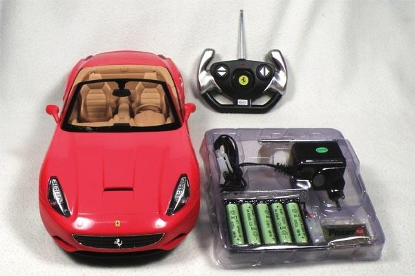 RC - Ferrari Calofornia - 1:12
