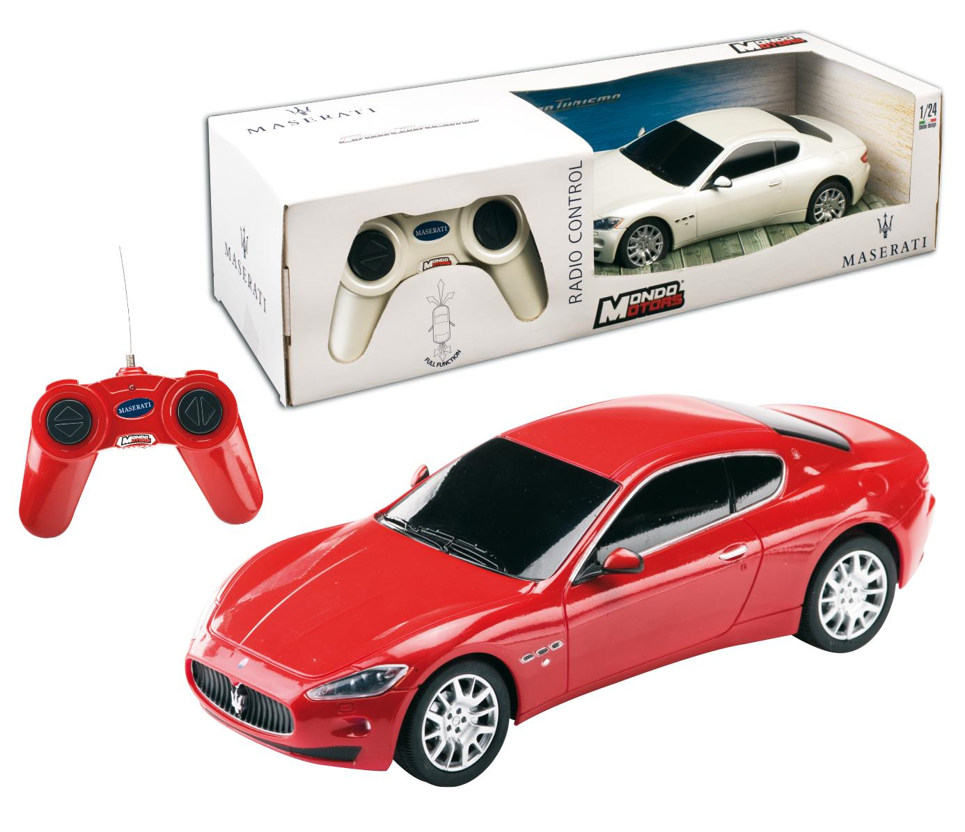 RC - Maserati Gran Turismo - 1:24