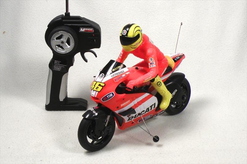 RC - Moto Ducati 1:10