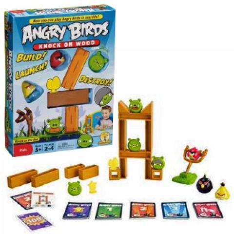 Hra Angry birds