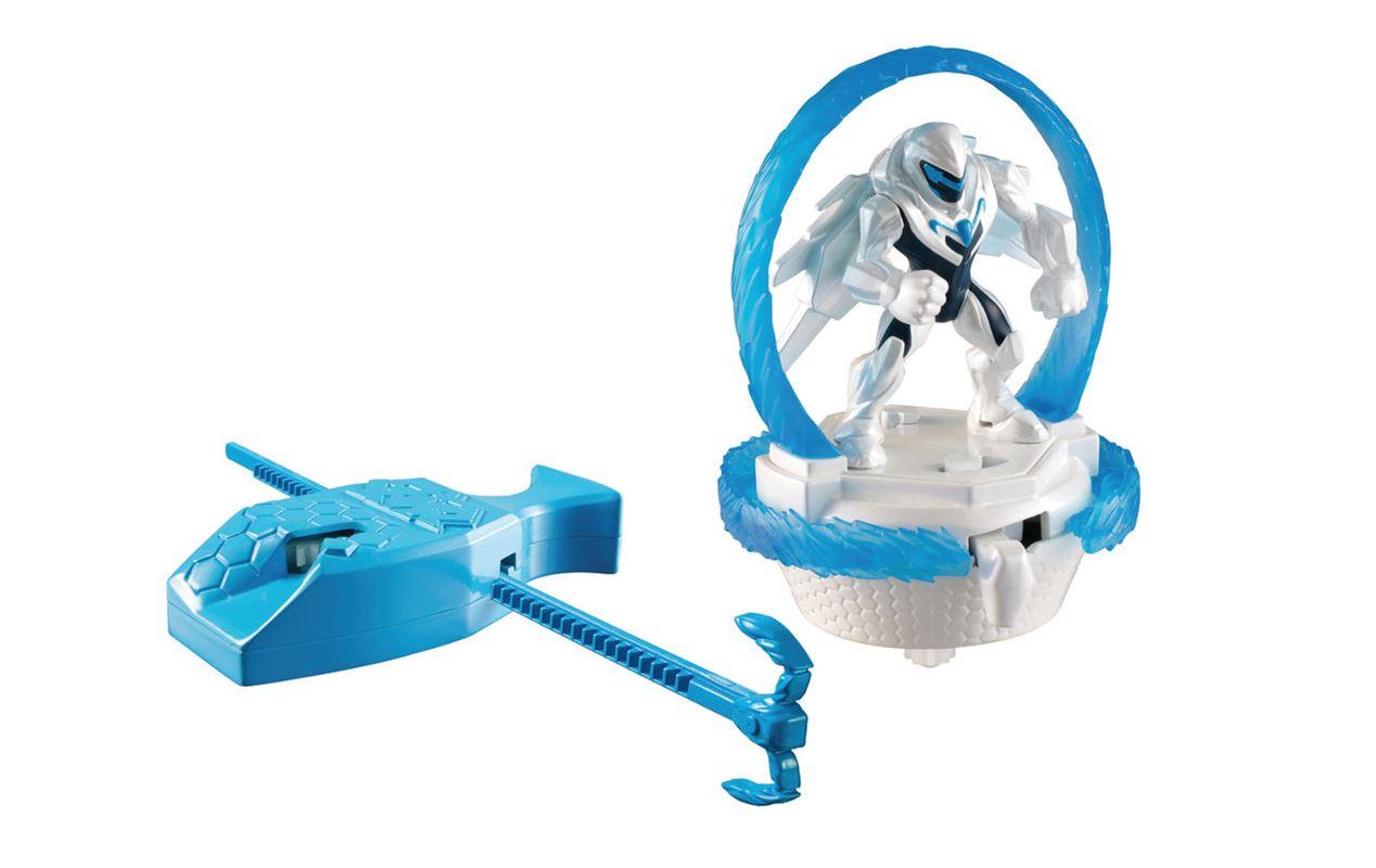 Max Steel  bojovníci -rotující figurka