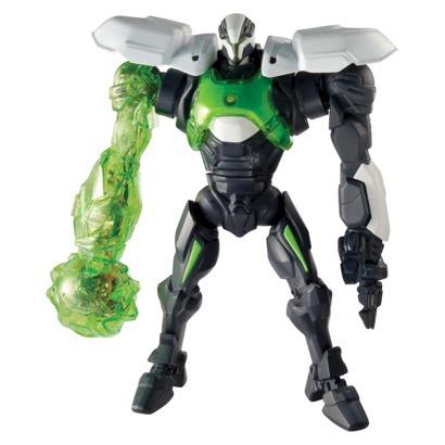 Max Steel - týmové figurky