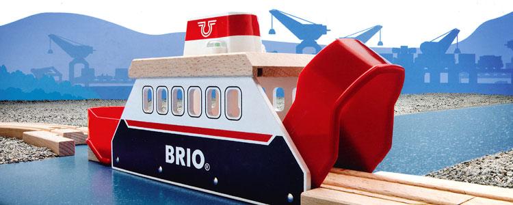 Brio - Elektrický trajekt