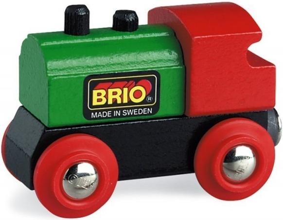 Brio - Lokomotiva Klasik