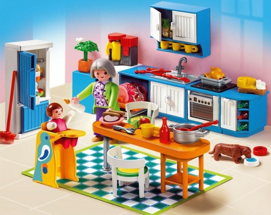Playmobil Kuchyně Hračky Domino