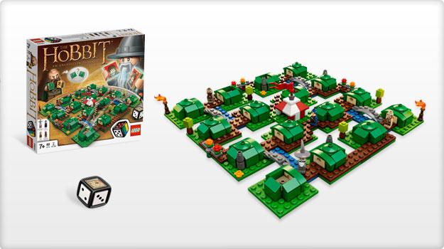 Lego 3920 - Spol. hra Hobbit