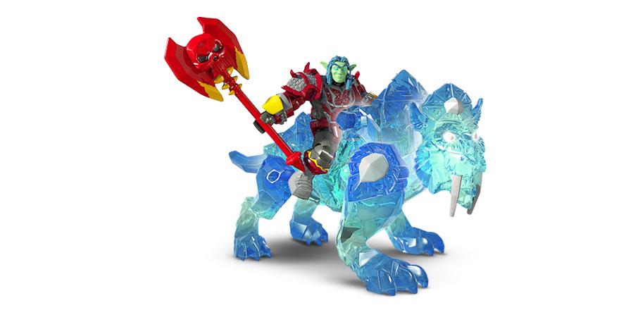 Mega Bloks - World of Warcraft - Spectral Tiger
