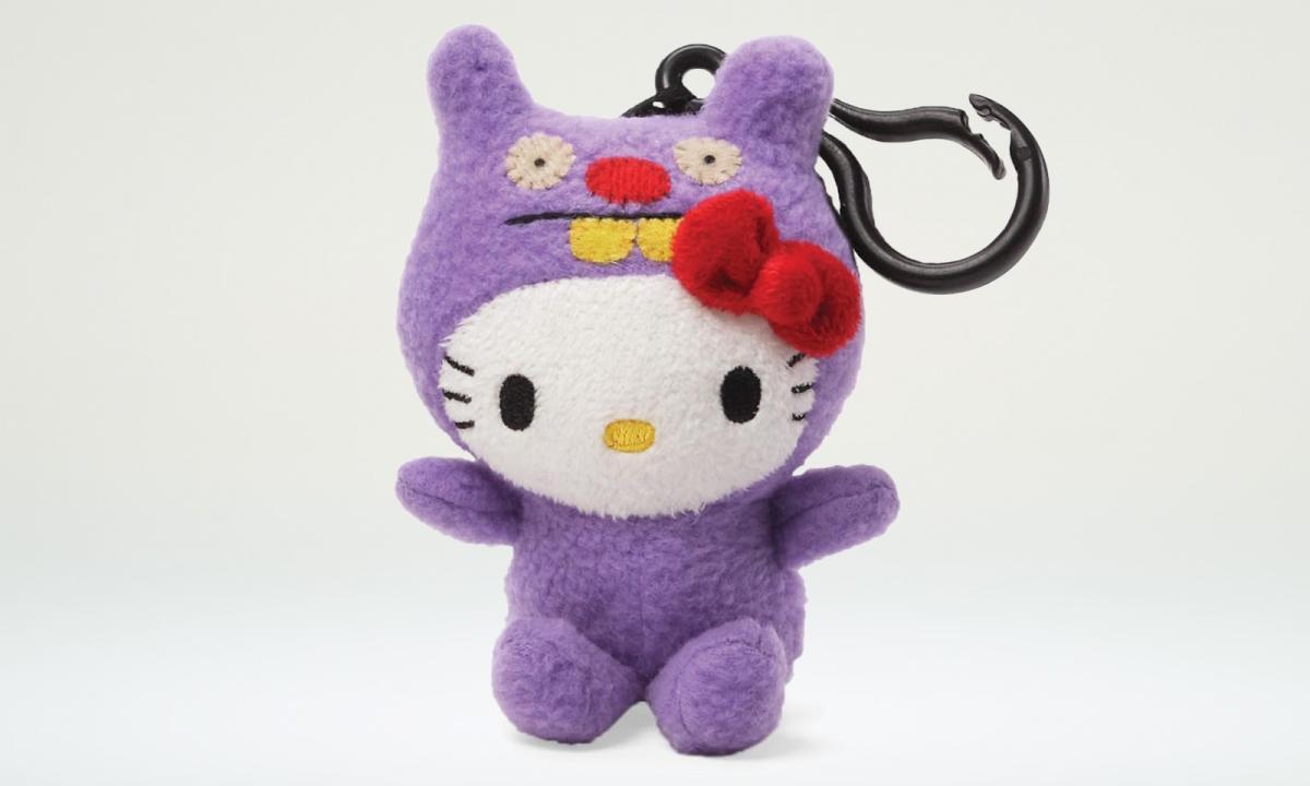 Přívěšek - Uglydoll Hello Kitty Trunko