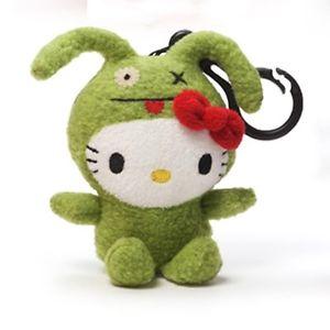 Přívěšek - Uglydoll Hello Kitty Ox