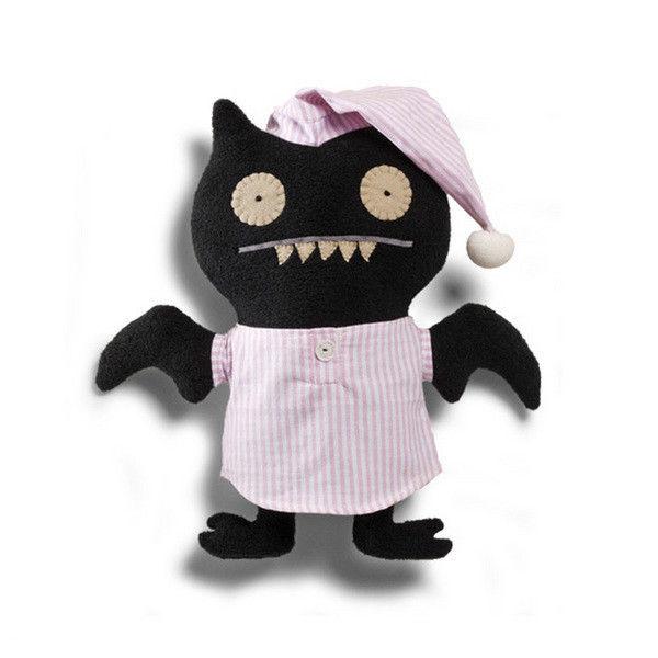 Plyš - Uglydoll Uglyverse Sleepy Cap Ice Bat