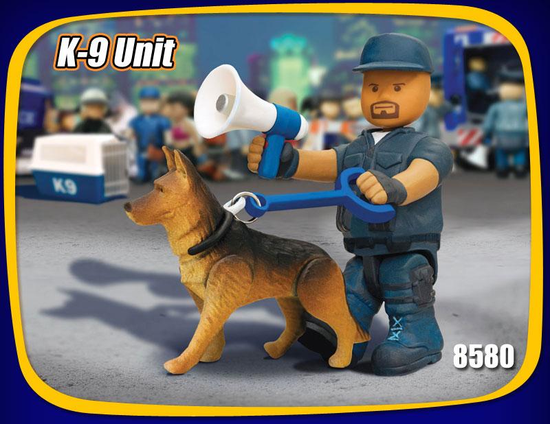 Mighty World - Policejní  psovod