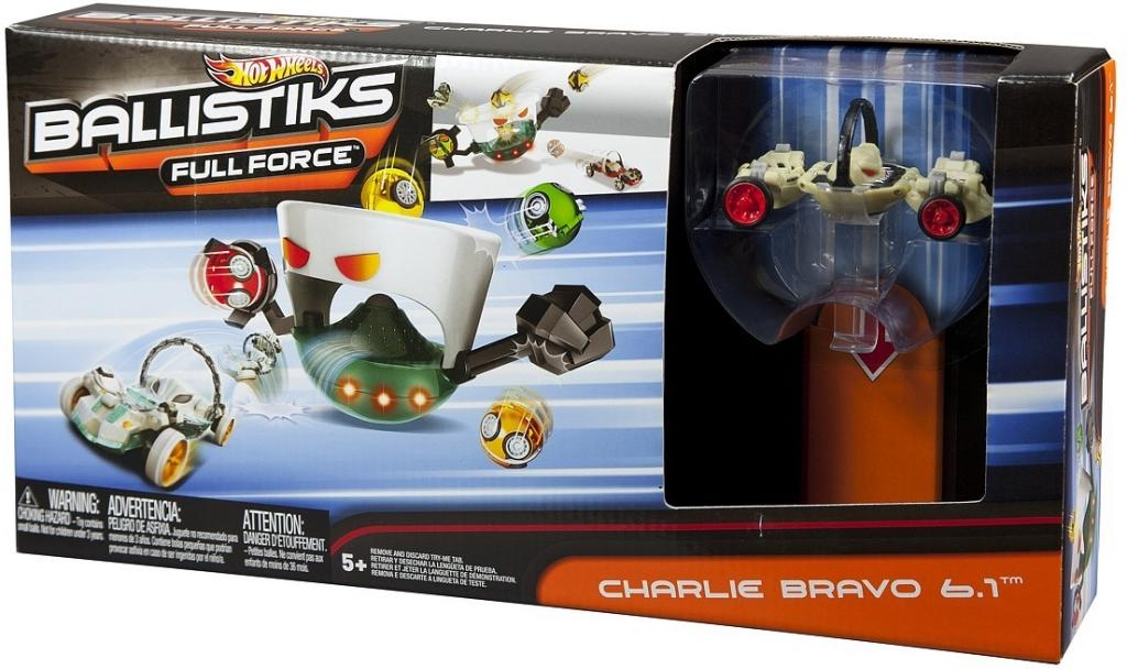 Hotwheels Balistiks - Charlie Bravo