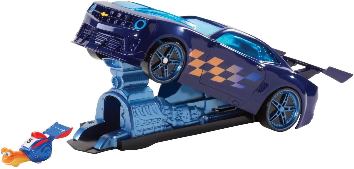 Mattel - Vystřelovací auto s Turbo šnekem