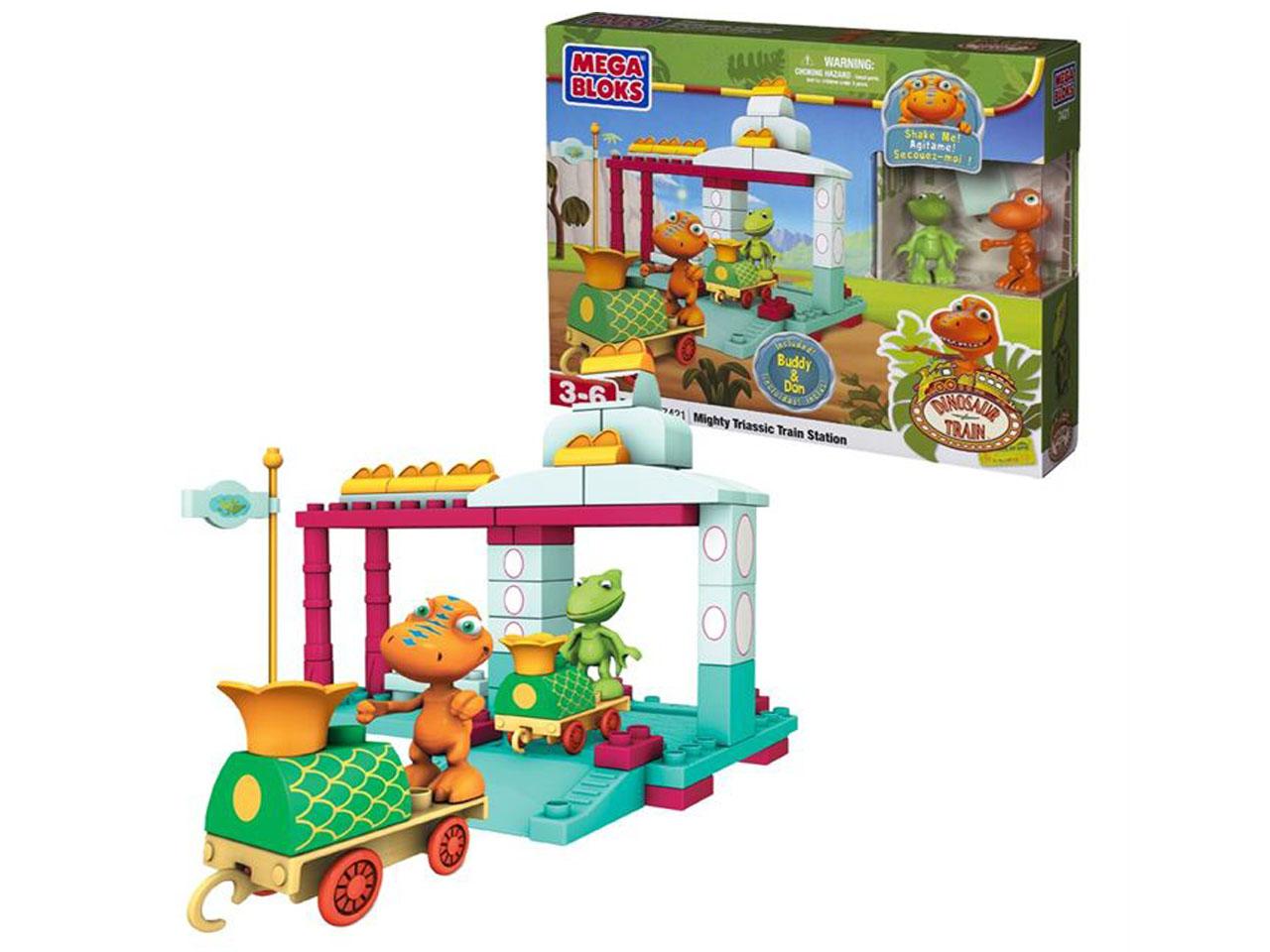 MegaBloks - Dino train