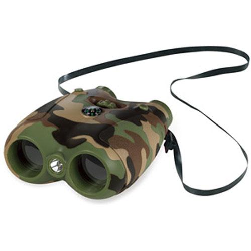 Safari Ltd. - Maskovací dalekohled se světlem a kompasem