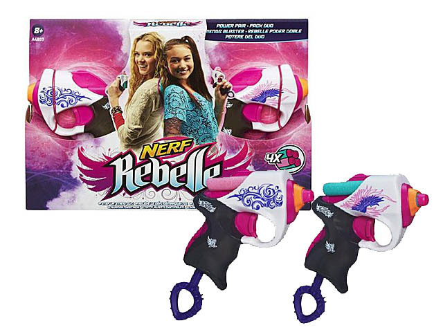 Nerf - Rebelle 2 pistole