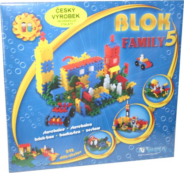 Blok+Blok 5 Family