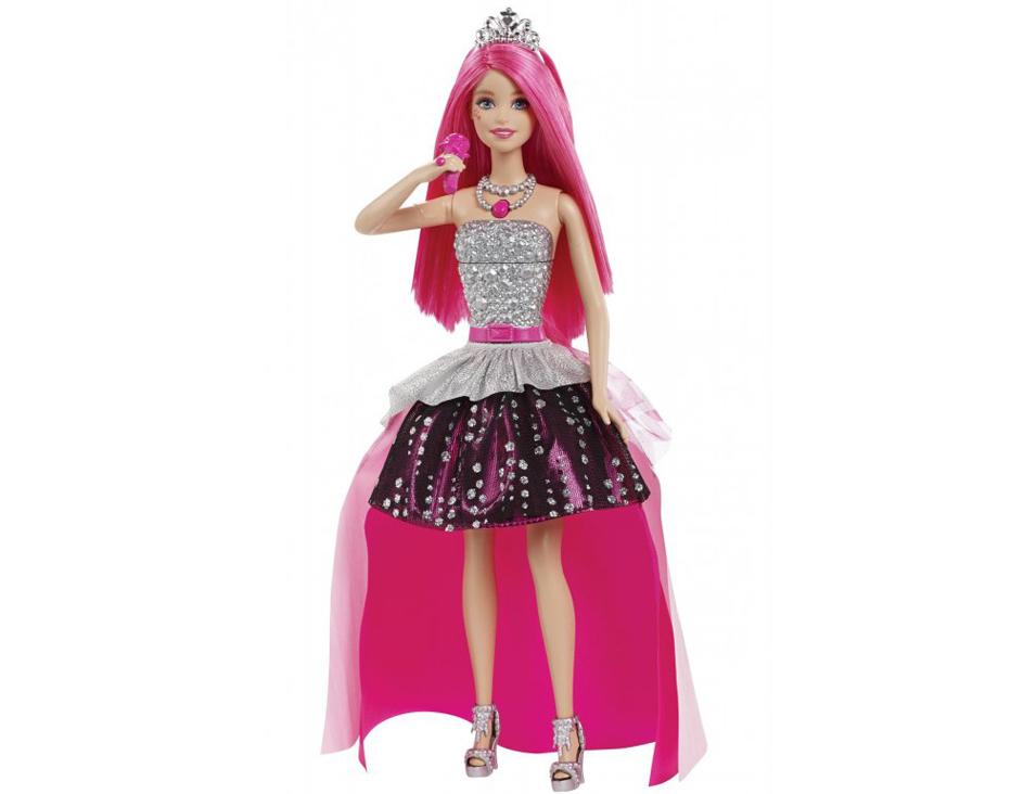 Barbie - Zpívající princezna