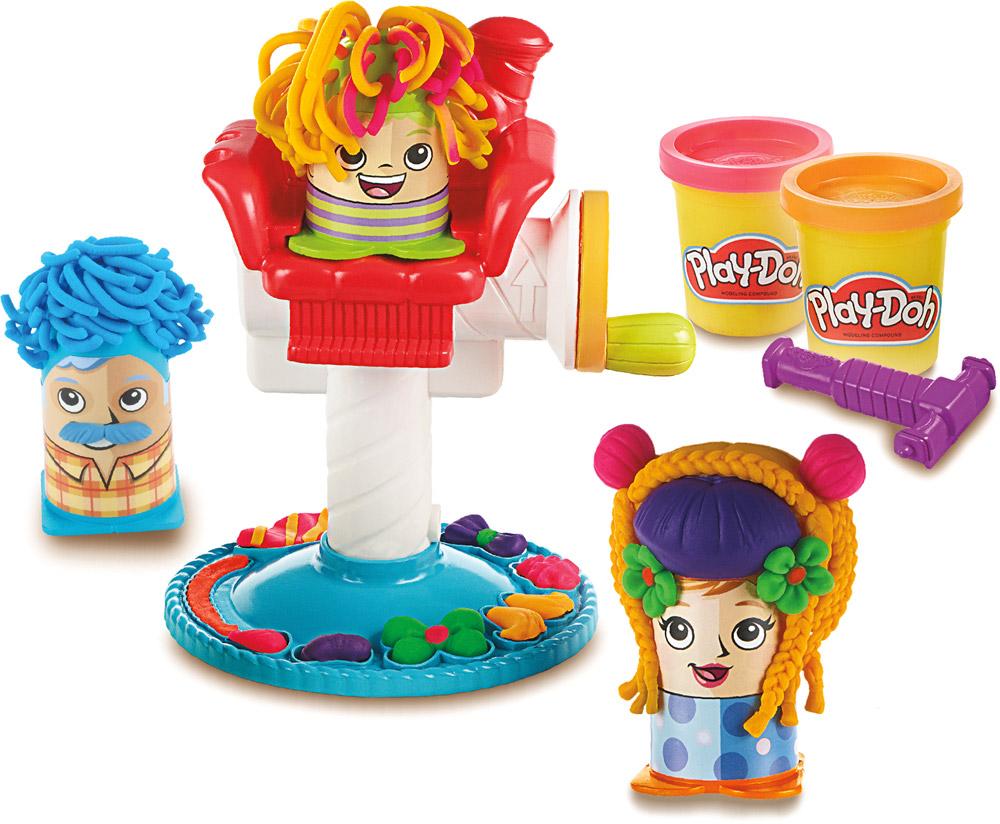 Play-Doh - Bláznivé účesy