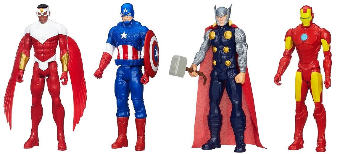 Avengers - Akční hrdinové