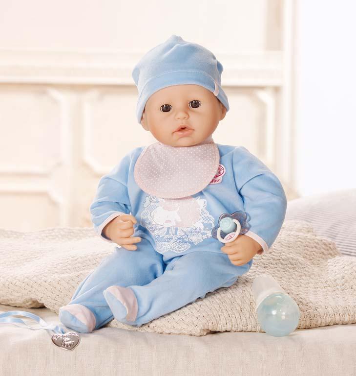 Baby Annabell Chlapeček Hračky Domino