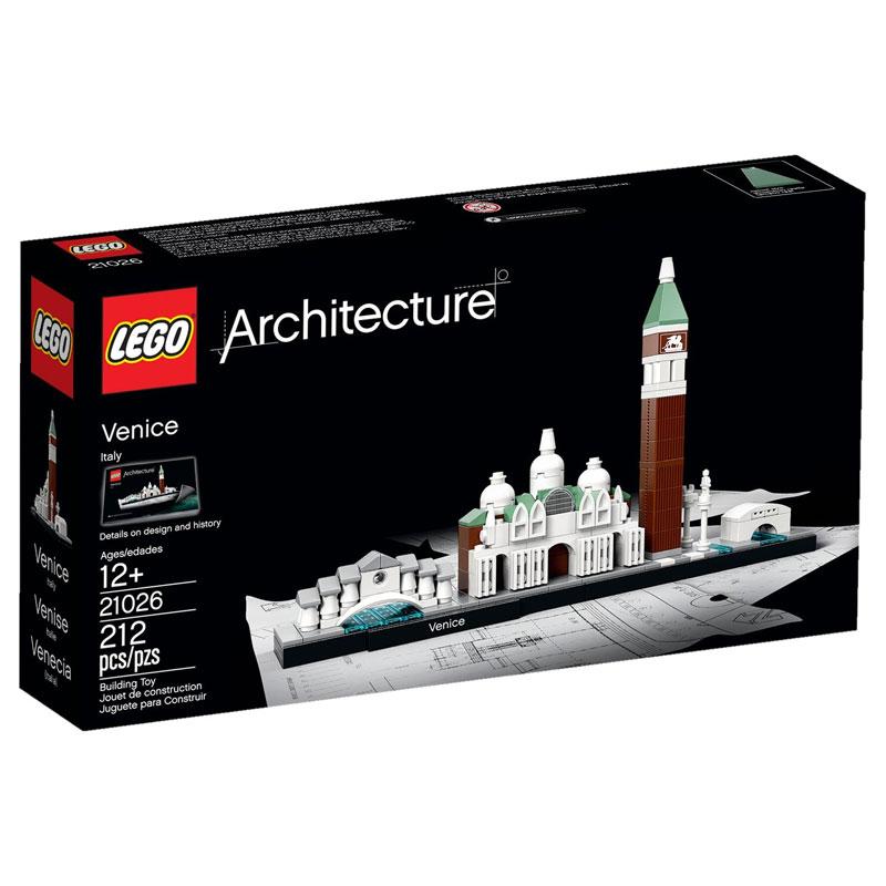 Lego Architecture 21026 - Benátky