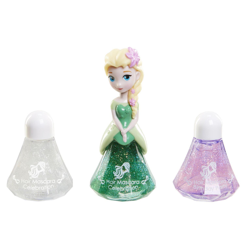 Frozen - vlasový make up, Elsa