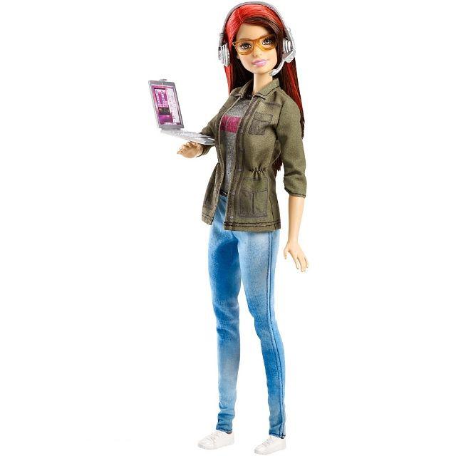Barbie - Coty, herní vývojářka