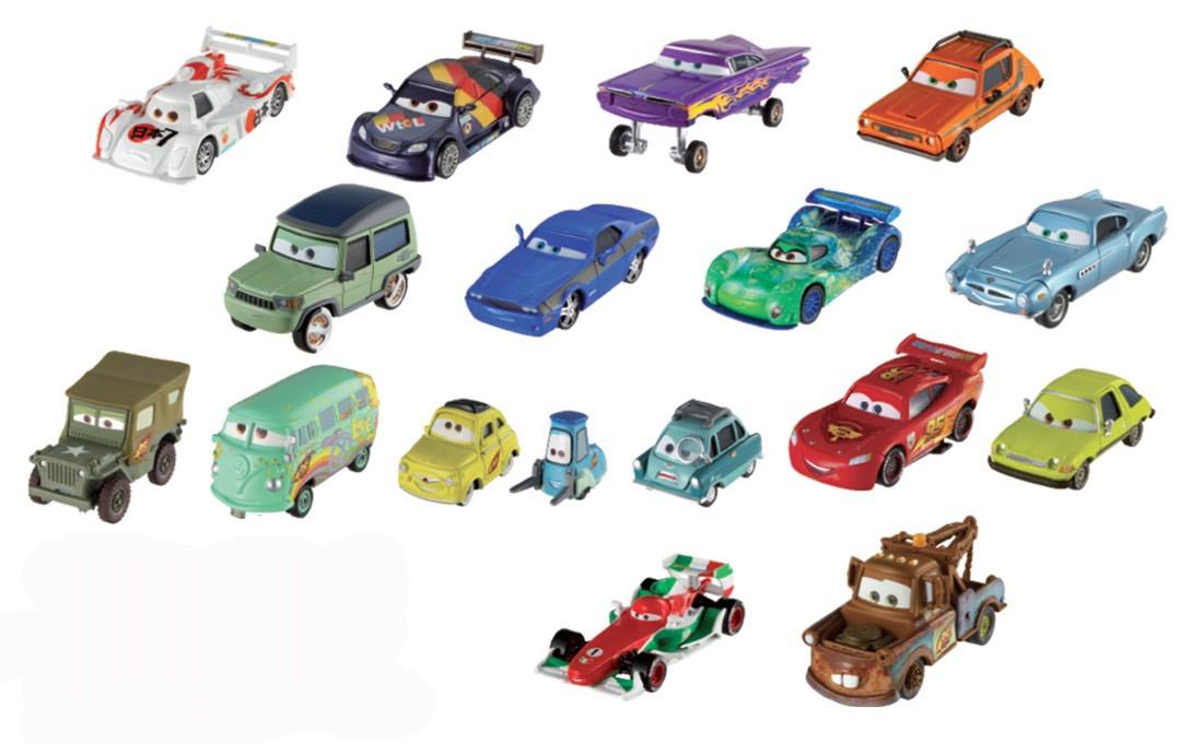 Cars - autíčko