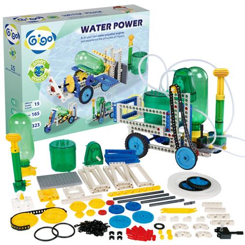Stavebnice water power
