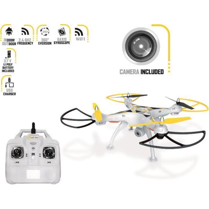 RC Ultradrone X48.0 Cruiser Camera Wi-Fi