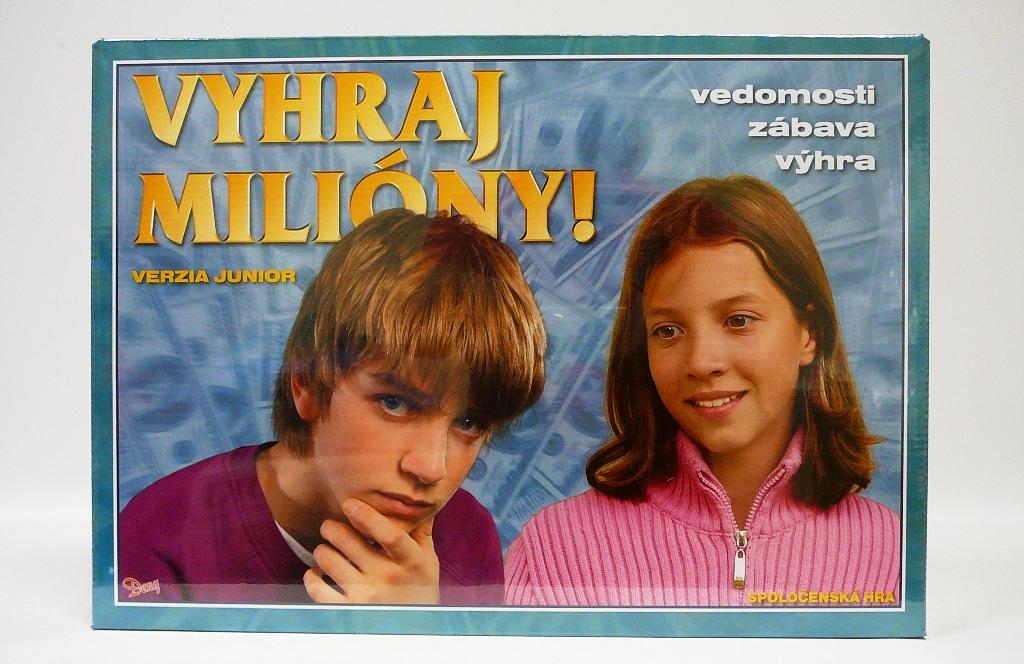 Hra - Vyhraj milióny!