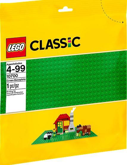 Lego 10700 - Zelená podložka na stavění