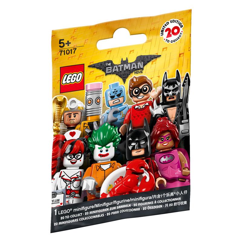 Lego Batman 71017 - Confidential - Minifigures